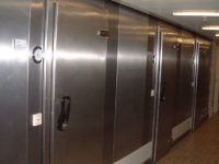 Chrom-Nickel-Stahl-Kühlzellen