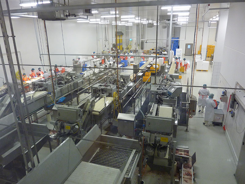 Seefischproduktion